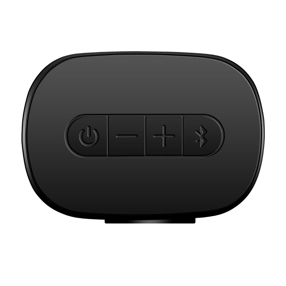 Саундбар 2.0 Ginzzu GM-501 с Bluetooth, 20Вт, черный