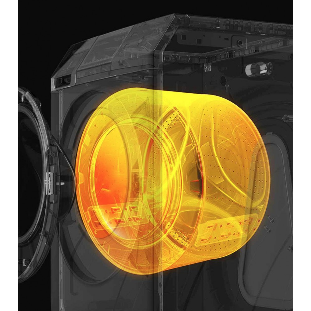 Умная стиральная машина с сушкой Xiaomi Viomi Cloud Meter Internet Washing Machine 8 kg (WD8S)