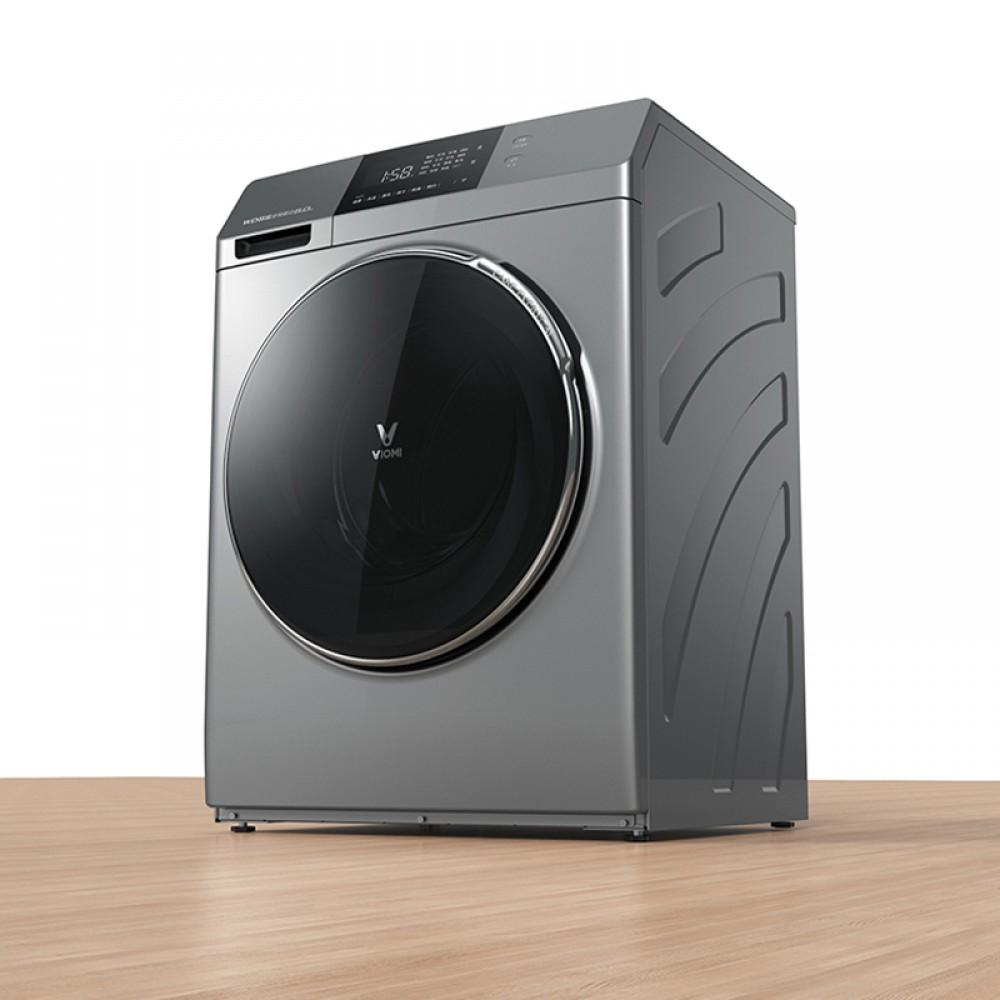 Умная стиральная машина с сушкой Xiaomi Viomi Yunmi 10 kg (WD10S)