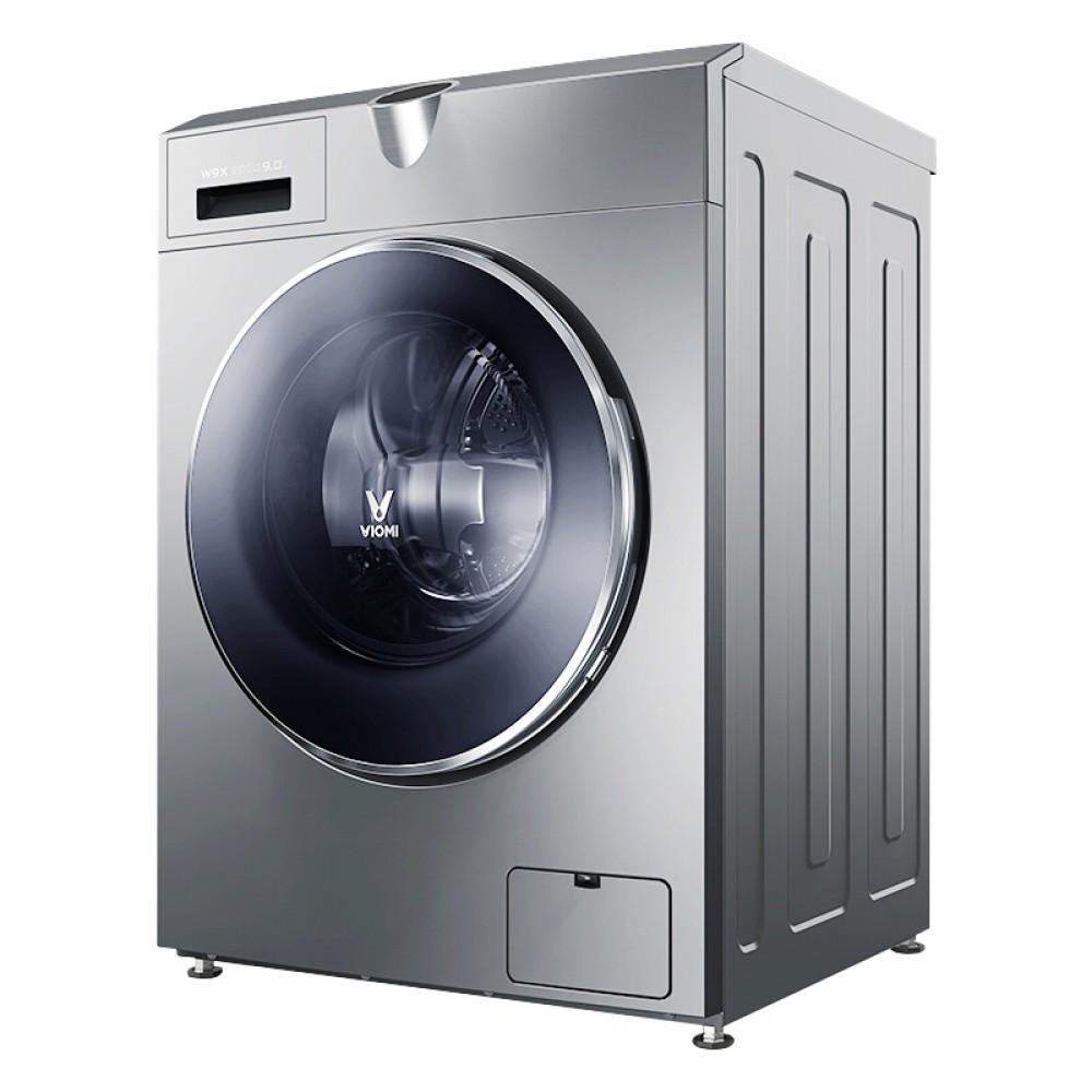 Умная стиральная машина Xiaomi Viomi Cloud Meter Internet Washing Machine 9 kg (W9X)