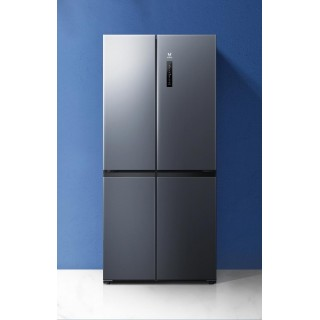 Умный холодильник Xiaomi Viomi Internet Smart Refrigerator iLive Cross 4-Door 450L Star Ash (BCD-450WMSAZ03A)