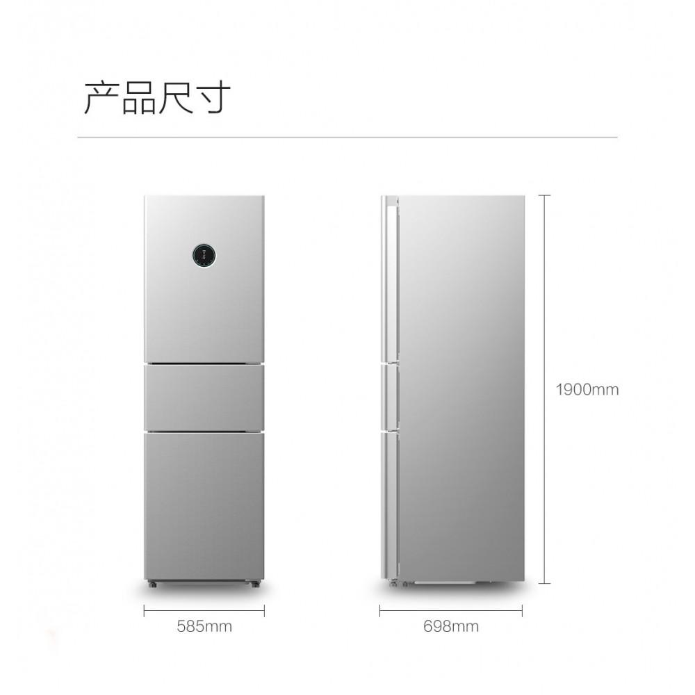 Умный холодильник Xiaomi Viomi Yunmi iLive 2.0 Smart Three Door Refrigerator 301L (BCD-301WMSAYM)