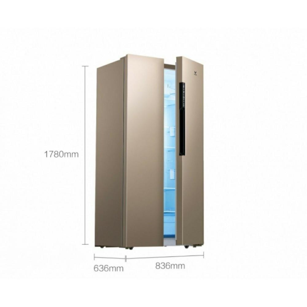 Умный холодильник Xiaomi Viomi Yunmi Internet Smart iLive 456L (BCD-456WMSA)