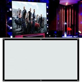 Универсальный экран для проектора 100 дюймов