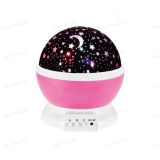Ночник-проектор звездного неба Star Master с USB-кабелем