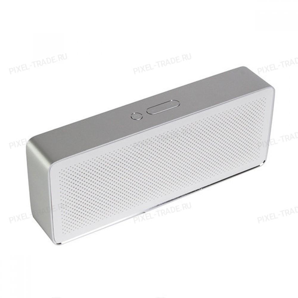 Портативная акустика Xiaomi Bluetooth Speaker 2 (Square Box 2) White
