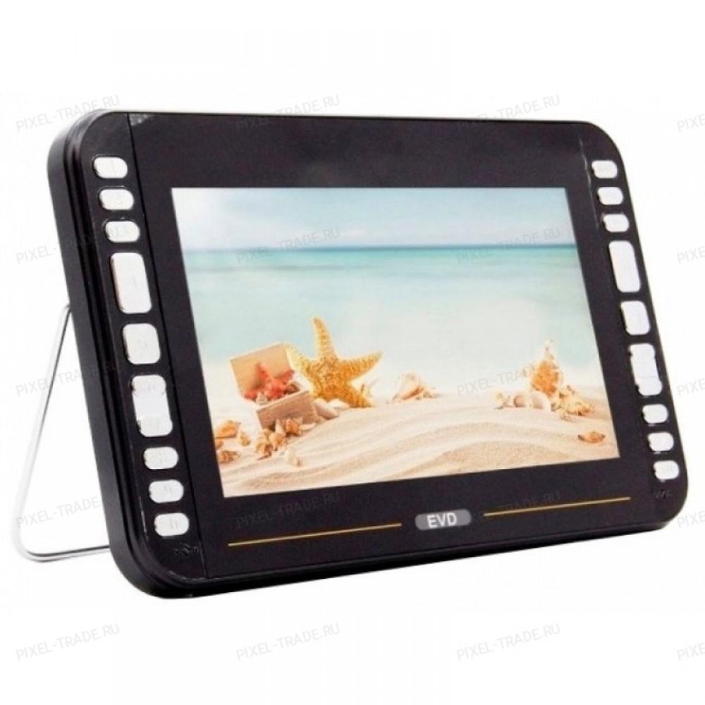 Портативный DVD плеер с цифровым тюнером  LS-919Т