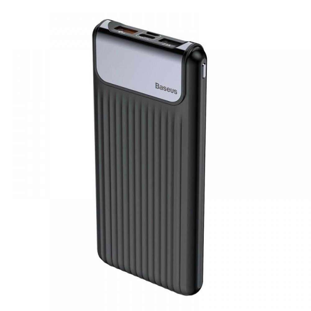 Внешний аккумулятор Baseus PPYZ-C01, черный