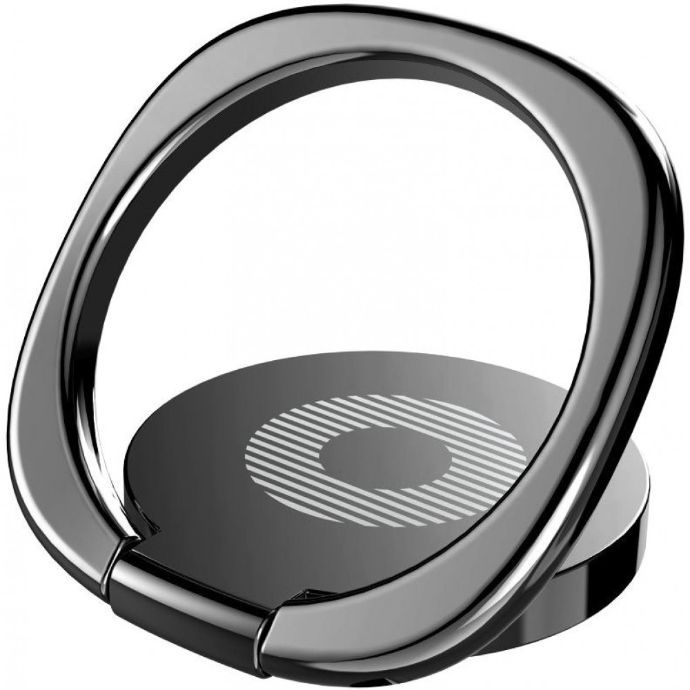 Кольцо-держатель для телефона Baseus SUMQ-01, черный