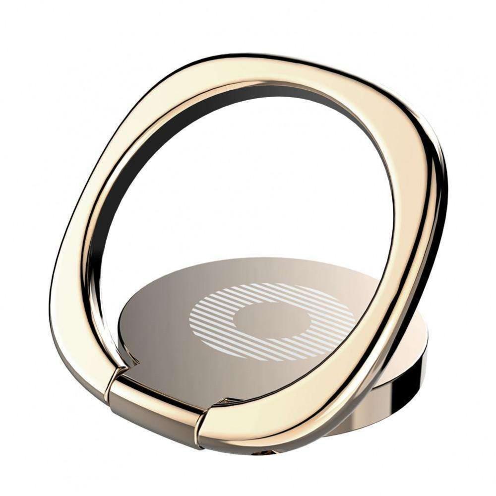Кольцо-держатель для телефона Baseus SUMQ-0V, золотой