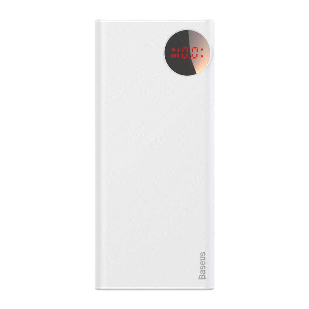 Внешний аккумулятор Baseus PPALL-MY02, белый