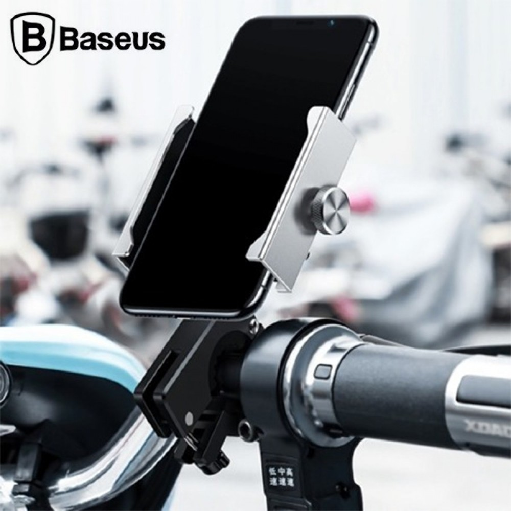 Держатель телефона для велосипеда Baseus Knight Motorcycle holder(Applicable for bicycle)(CRJBZ-01, CRJBZ-0S)