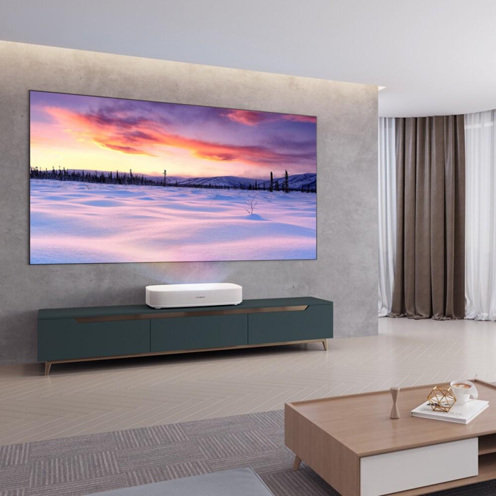 Лазерный проектор XGIMI Laser TV LUNE 4K