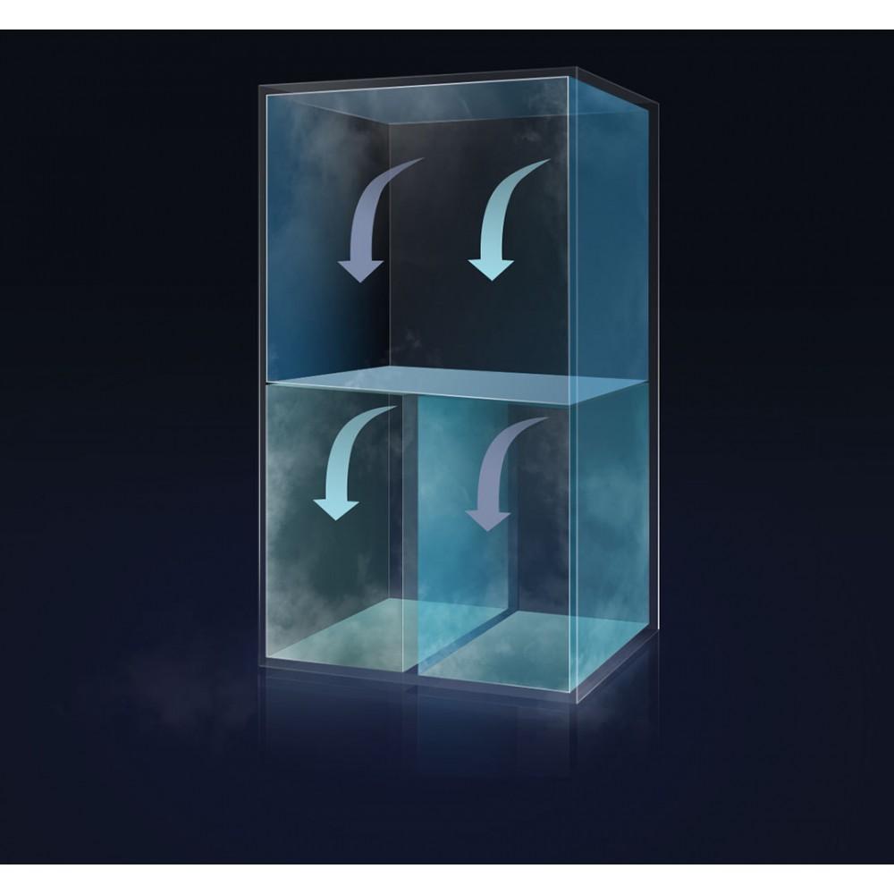 Умный холодильник Xiaomi Viomi Yunmi Internet Cross Four Doors 486L (BCD-486WMSD)
