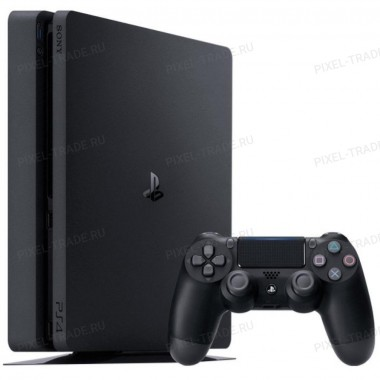 Sony PlayStation 4 Slim 500Gb Black (CUH-2208A)