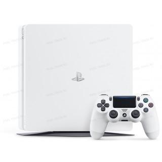 Sony PlayStation 4 Slim (500GB) (CUH-2116A) White