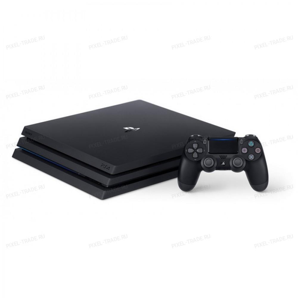Sony PlayStation 4 Slim 500Gb Black (CUH-2208A)