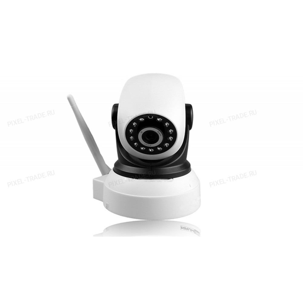 WI-FI камера наблюдения 360⁰ HD