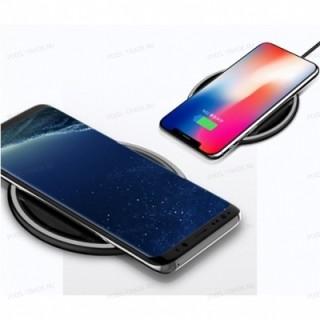Беспроводное зарядное устройство Rock W12 Quick Wireless charger (C3C)