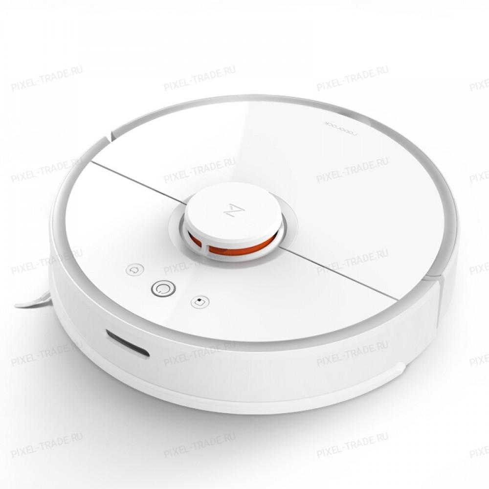 Робот-пылесос Xiaomi (Mi) Roborock Sweep One (S50) Белый