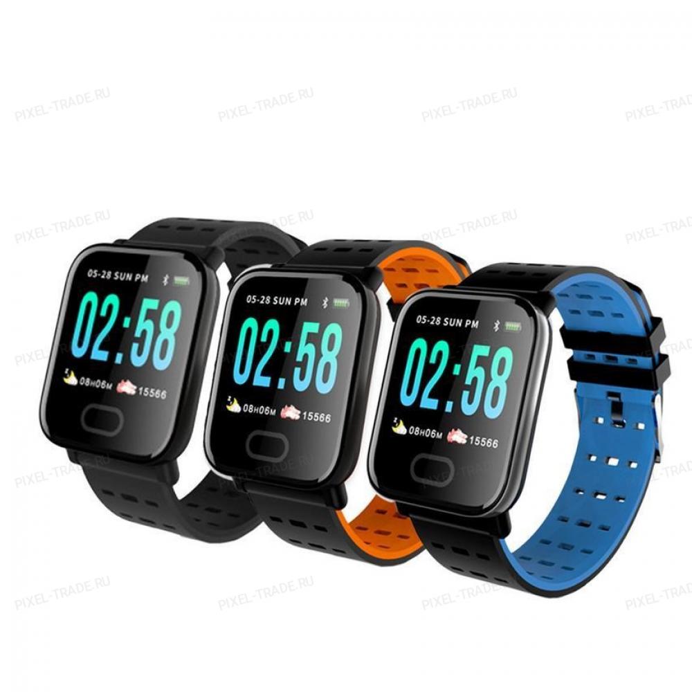 Smart Watch Bracelet A6 (Смарт браслет А6)