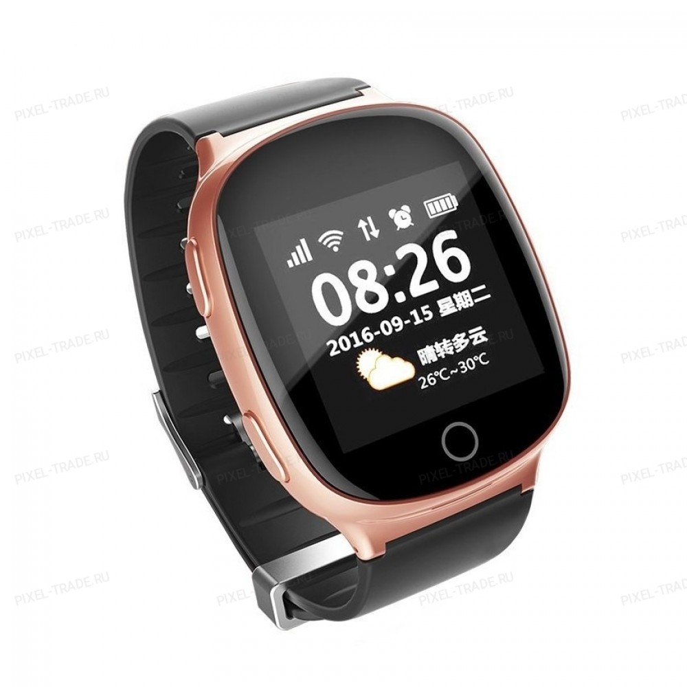 Детские Умные Часы c GPS Smart Baby Watch EW100s/D100