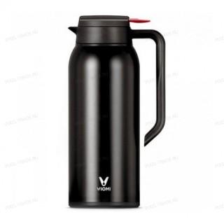 Классический термос Xiaomi Viomi Stainless Steel Vacuum Bottle 1,5 л (Black)