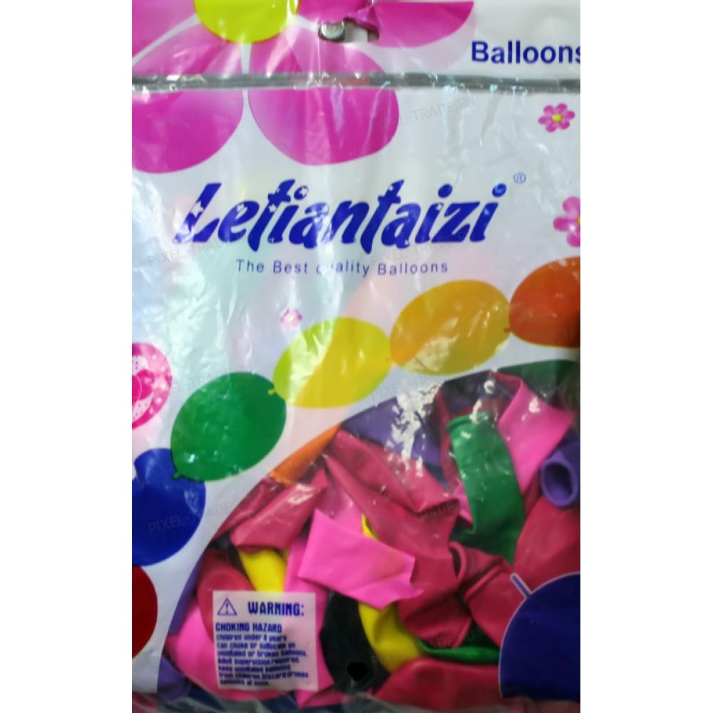 """Набор воздушных шариков """"Пастель"""", 100 шт"""