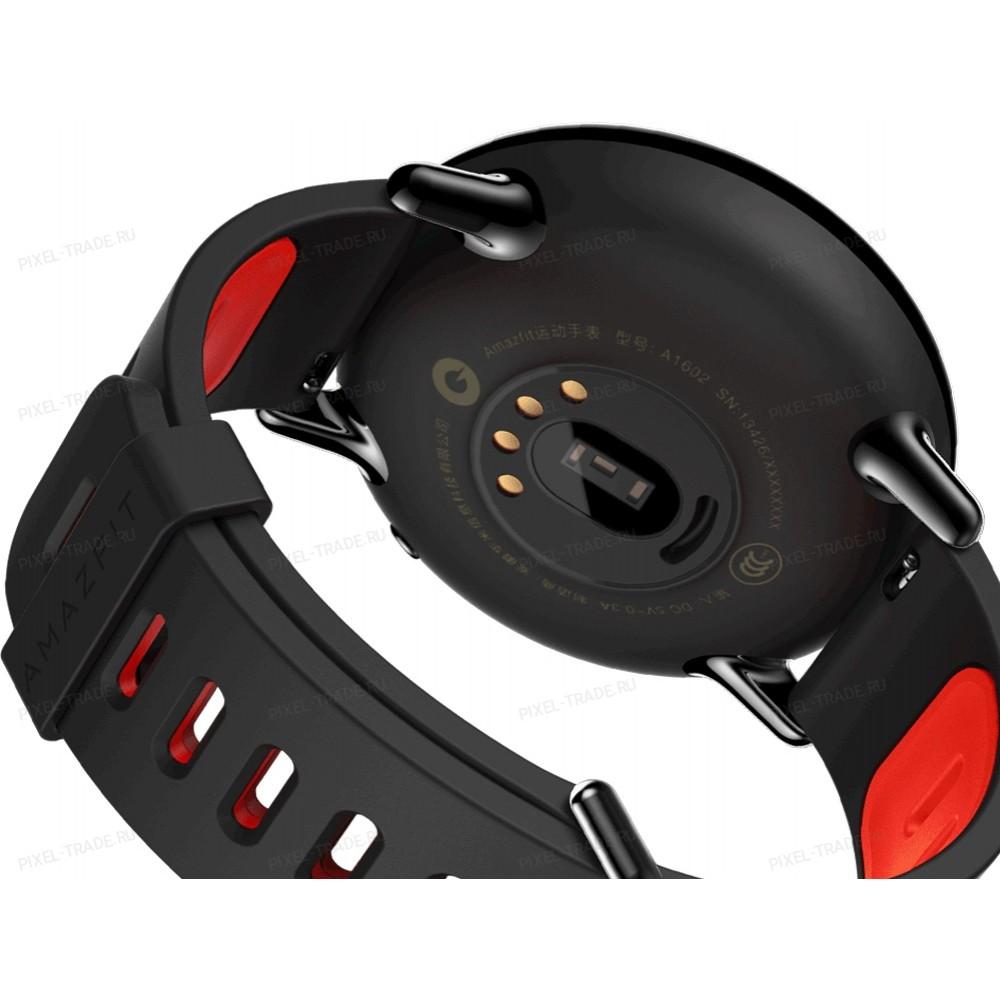 Умные часы Xiaomi Amazfit Pace Sports Watch (Black)