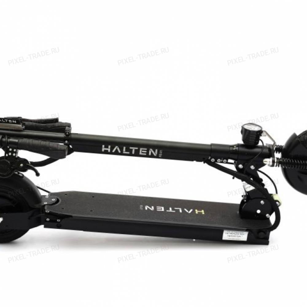 Электросамокат Halten RS-01 Чёрный