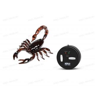 Радиоуправляемая игрушка-скорпион ИК-управление Jin Xiang Toys 9992