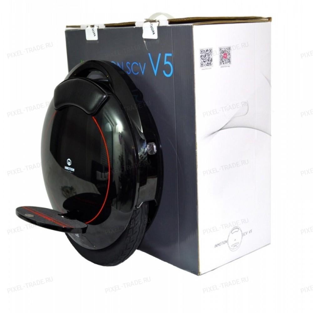 Моноколесо InMotion V5 Fast Black