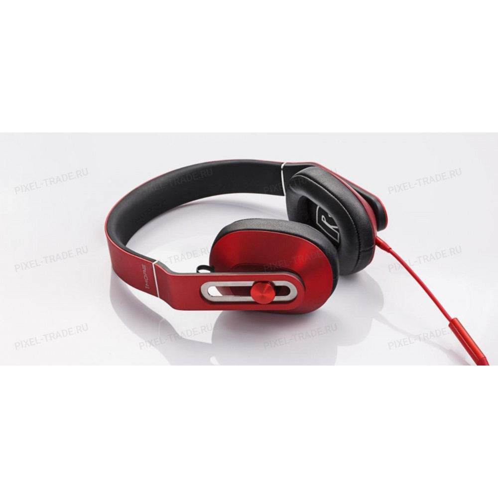Наушники 1More MK801 Over-Ear Headphones Red