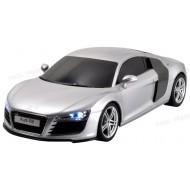 Радиоуправляемая машинка Audi R8 Grey масштаб 1:20 MJX 8125A
