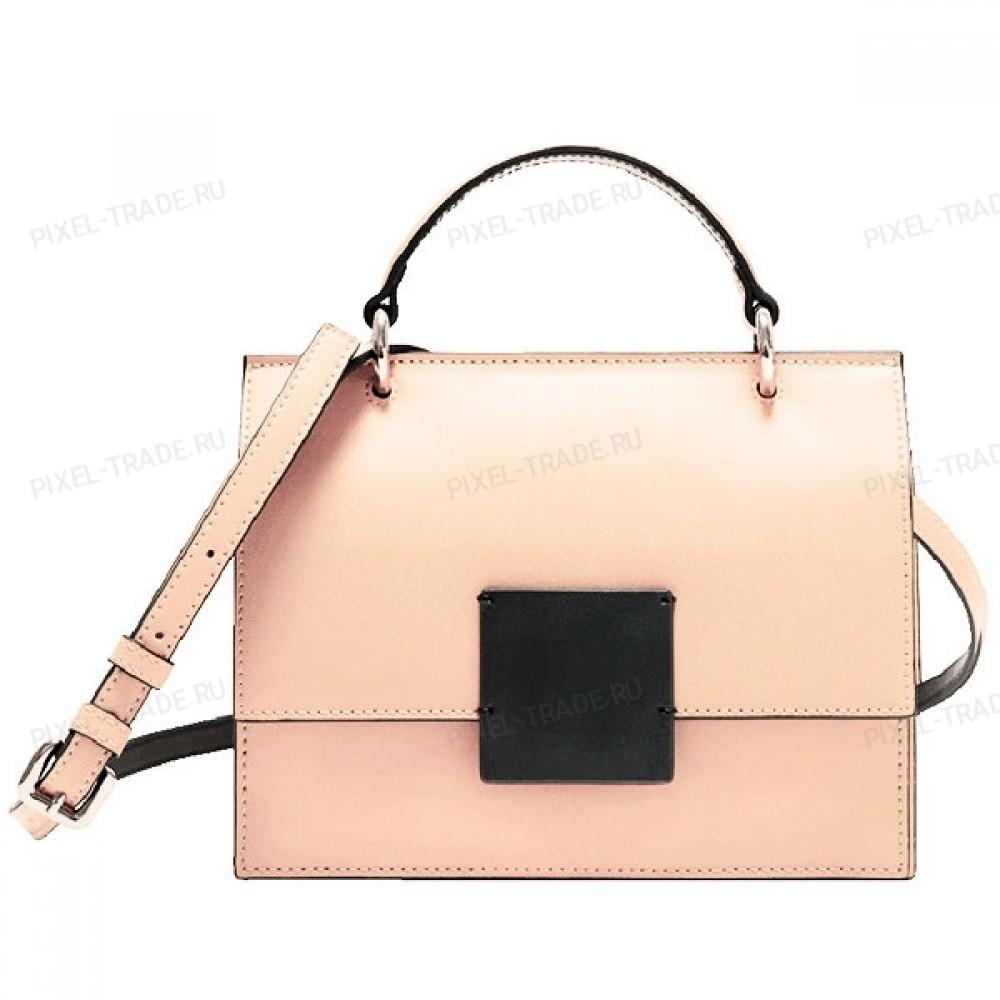 Сумка Xiaomi CARRY'O Nordic Geometric Contrast Bag Pink