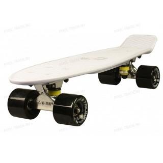 "Скейтборд Triumf Active 22"" TLS-401 Белый"