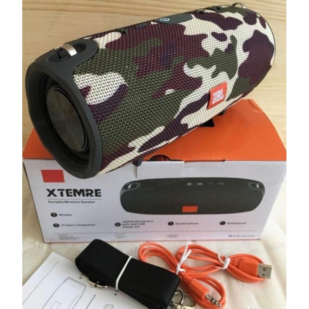Bluetooth Стереоколонка  Xtreme mini II