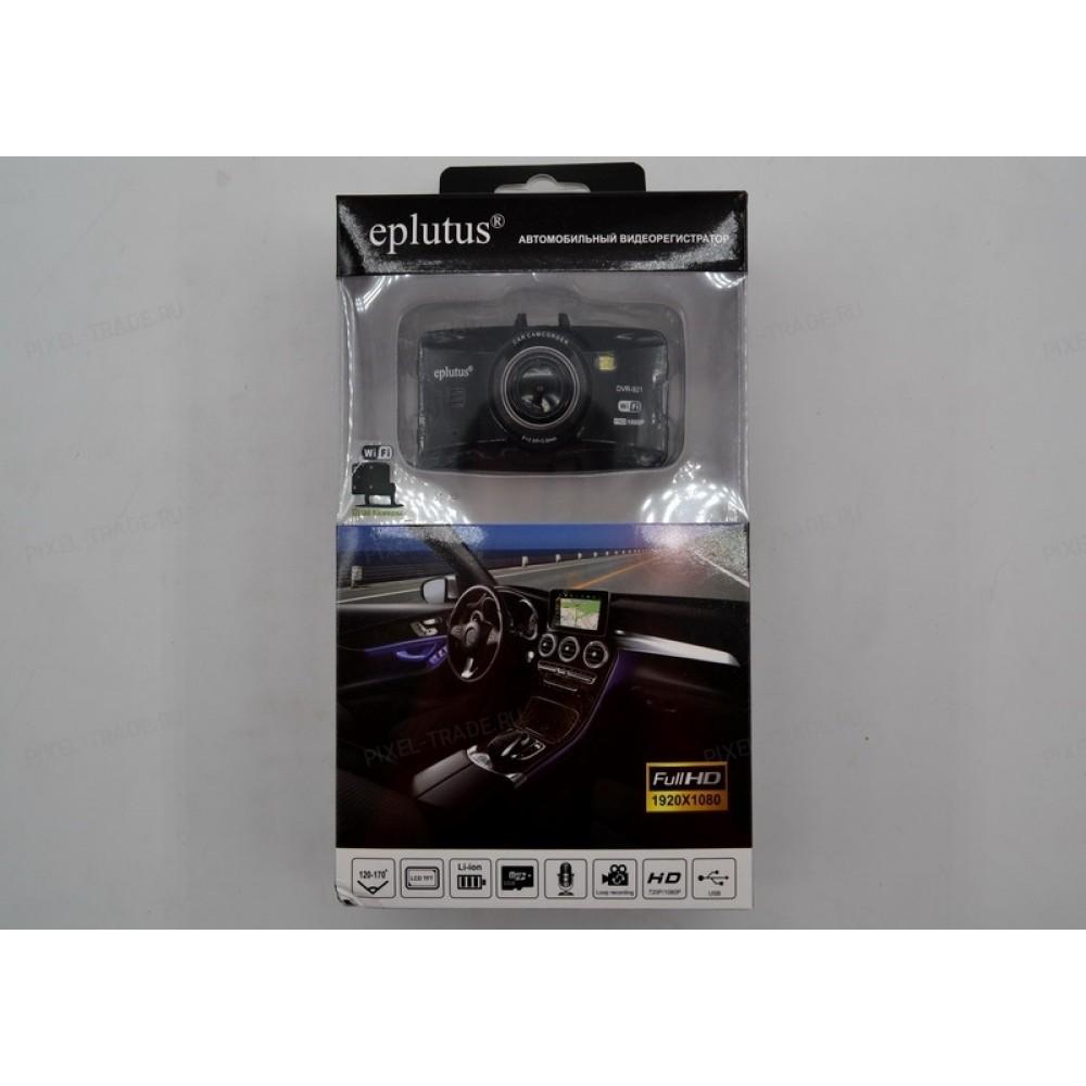 2 Камеры Видеорегистратор Eplutus DVR 921 с WIFI