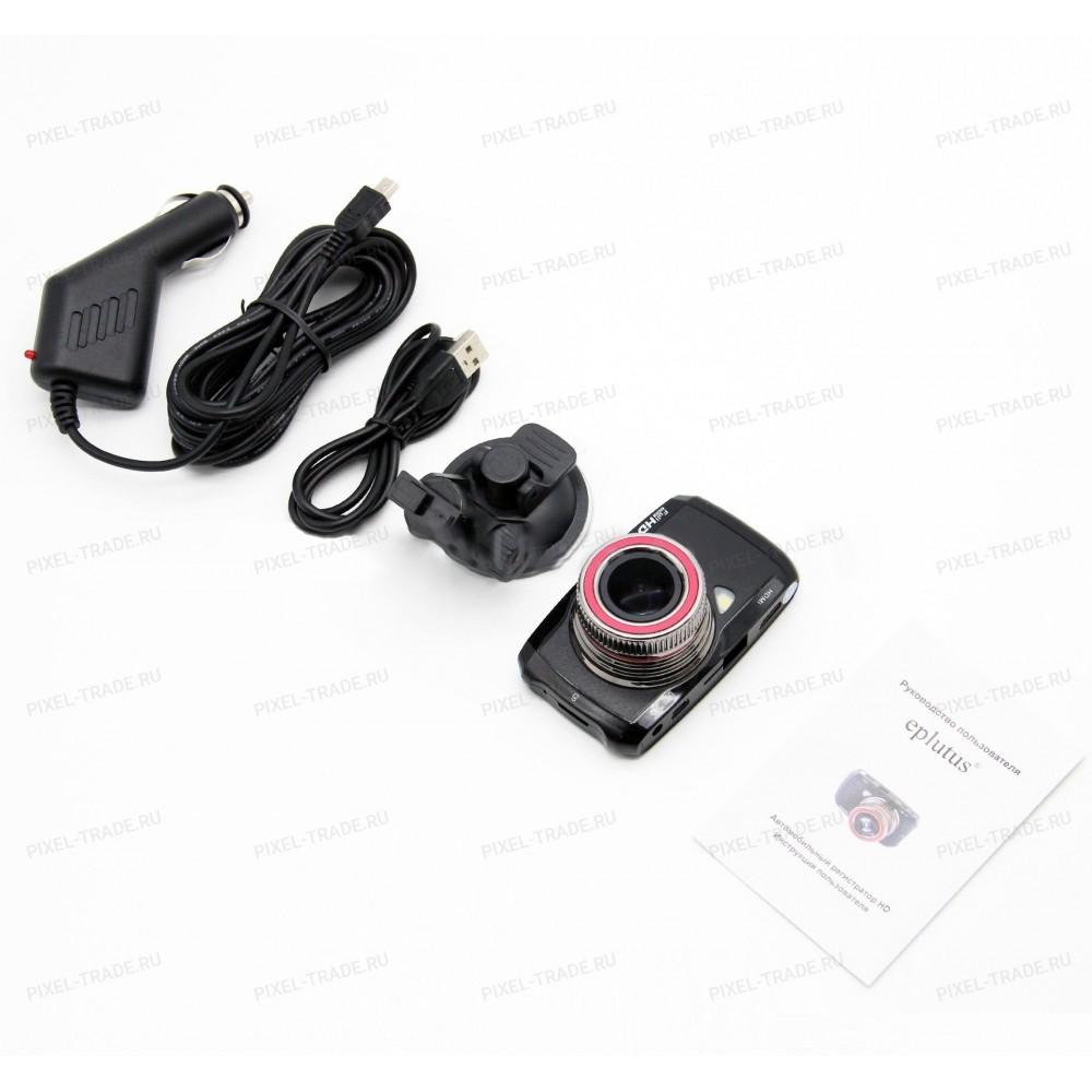 Full HD Автомобильный видеорегистратор Eplutus DVR-926