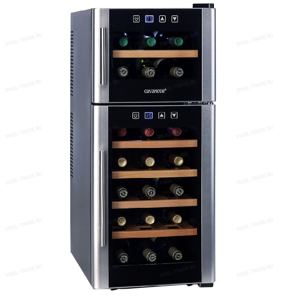Винный шкаф Cavanova  CV021-2TNS