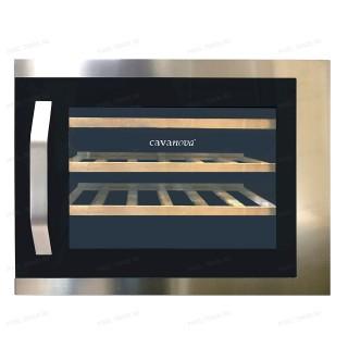 Винный шкаф Cavanova CV024KT