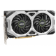 Видеокарта MSI GeForce GTX 1660 Super Ventus OC 1530Mhz PCI-E 3.0 6144Mb 14000Mhz 192 bit HDMI 3xDP