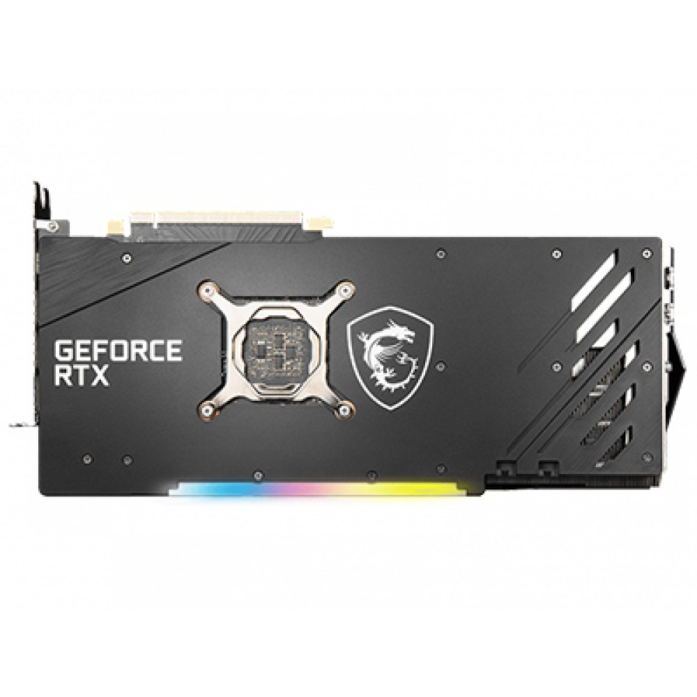 Видеокарта MSI GeForce RTX 3070 Gaming X Trio 1500Mhz PCI-E 4.0 8192Mb 256 bit 3xDP HDMI